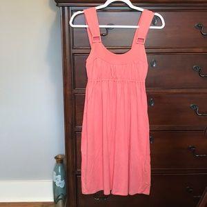 Banana Republic Sundress. Coral Pink. Size XS